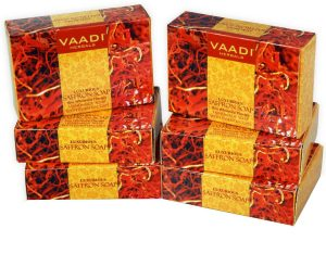 Vaadi Herbals Saffron Skin Whitening Soap